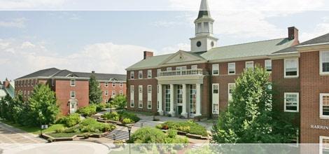 St. Thomas University, Fredericton, New Brunswick, Canada