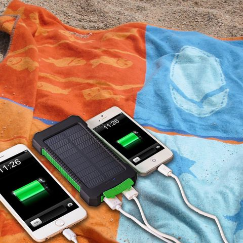 Waterproof Solar Phone Charger | The Outdoor Spirit