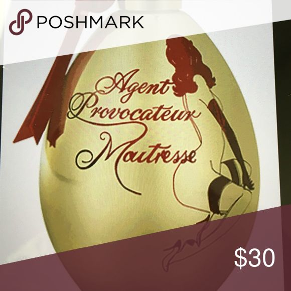 Agent Provocateur Maitresses More than half full bottle of Agent Provocateur Maitresse 100ml fragrance Other