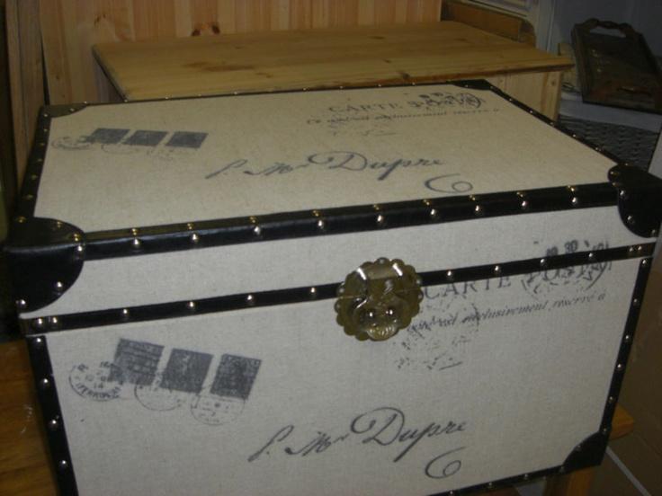 vintage chest box 1