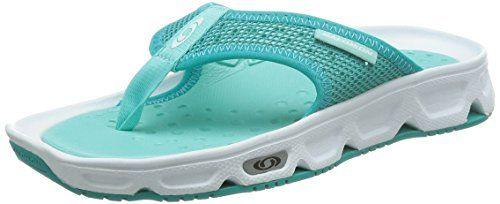 Salomon RX Break W White Teal Blue Blubble Blue 38 - http://on-line-kaufen.de/salomon/38-salomon-damen-rx-break-sport-outdoor-sandalen