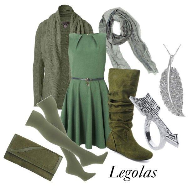 Legolas - Lord of the Rings. Legolas clothing