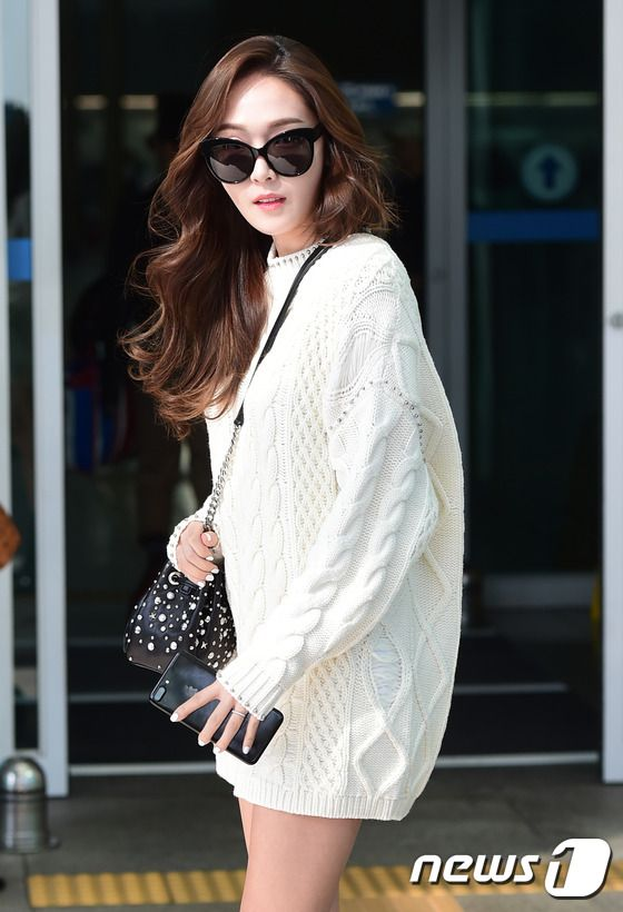 Jessica Jung is off to Berlin                                                                                                                                                                                 More
