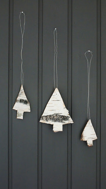 So simple christmas decorations