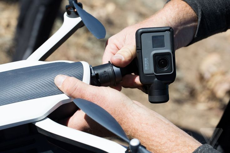 GoPro quits the drone business  #dronebusiness #goprodrone #goprodronesbusiness #technologynews #karmadrone #gadgetnews #drones #technology