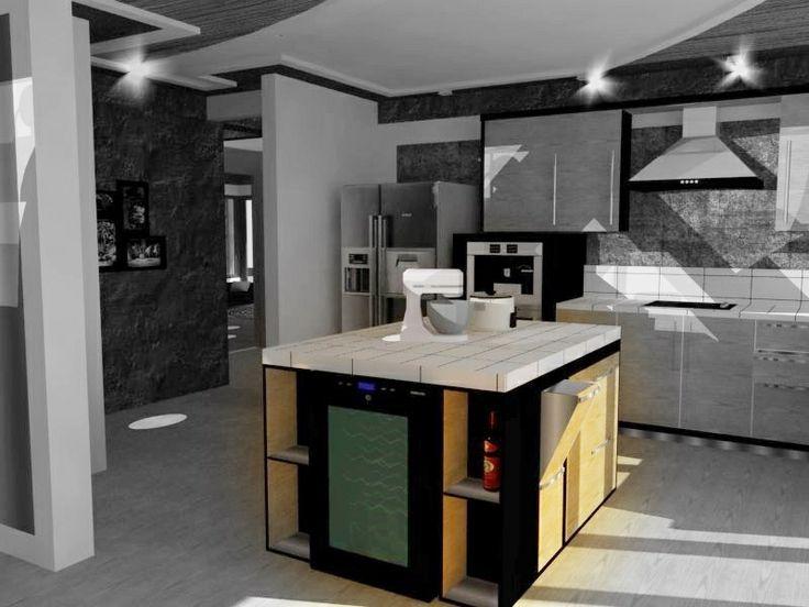 46 best cocina images on Pinterest | Kitchen organisation, Kitchen ...