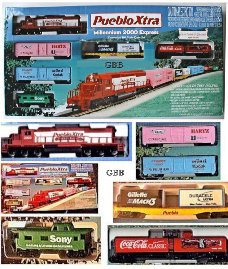 Starter Sets and Packs 22548: Ho 1:87 Scale Spanish Pueblo Xtra Collector Train Set New Sealed In Box Ihc 323 -> BUY IT NOW ONLY: $149.94 on eBay!