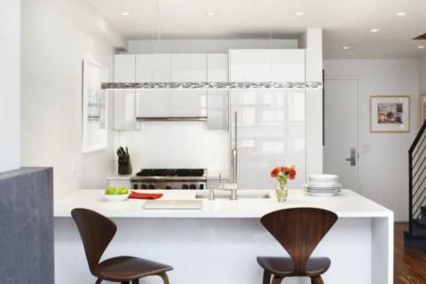 26 Gaya Dapur Minimalis Ini Bikin Cowokmu Giat Cari Nafkah. Abis, Biaya Hidup Nggak Murah
