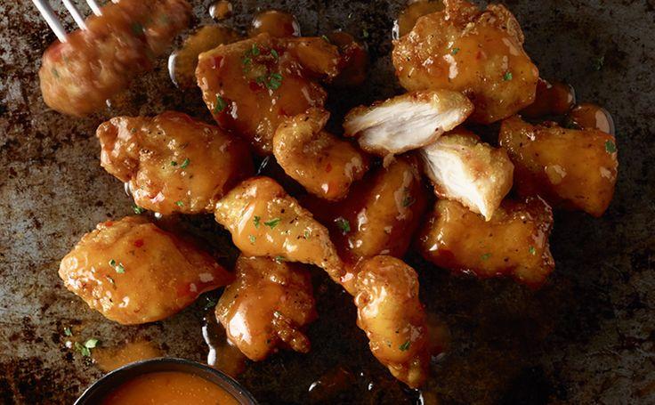 LongHorn Steakhouse Spicy Chicken Bites