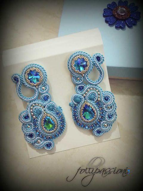 Folli Passioni: Orecchini Tiffany