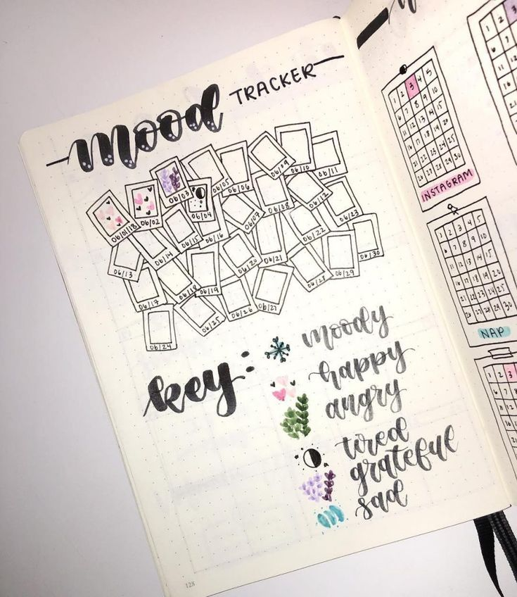39 utterly amazing Habit and Mood trackers
