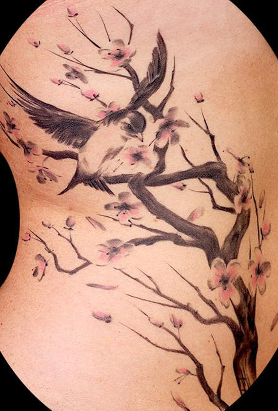 133 Exquisite and Incredible Feminine Tattoos (22)