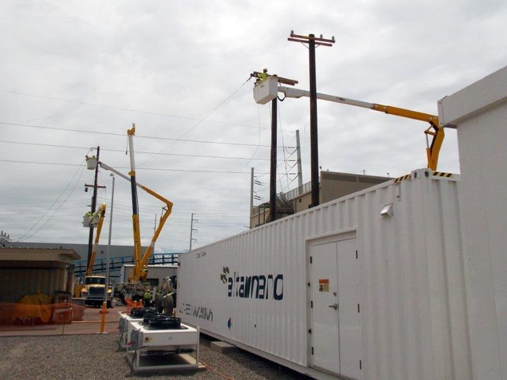 Hawaii Turns To Energy Storage To Help Integrate Renewables Hawaiian Electric Co. has placed into service its first utility-scale battery energy storage system (BESS) a 1 MW battery located at the Campbell Industrial Park generating station on Oahu. @tachyeonz