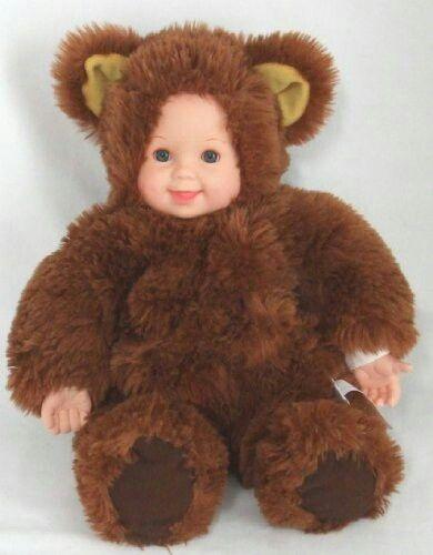 Bear Doll by Anne Geddes