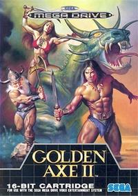 #Golden Axe II, Sega Genesis 1992. Great slashing adventure game.
