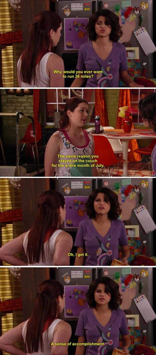 Oh, I get it (Wizards Of Waverly Place) does any one else miss this show as much as I do comment if so