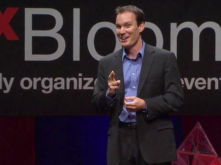 """We love this TED talk from Shawn Achor titled """"The happy secret to better work."""" It's all about staying #positive."""