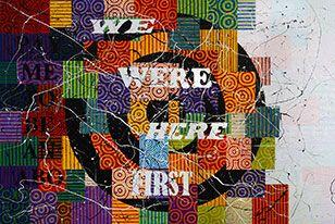 WeWereHereFirst (Richard Bell, 2007)