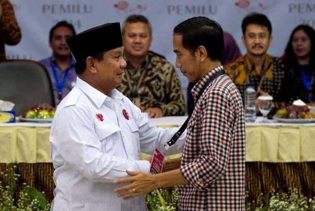 Prabowo Nomor Urut 1, Jokowi Nomor 2