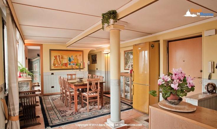 Cupola Alloggio per vacanze Roma Italia   Appartamento per un soggiorno breve