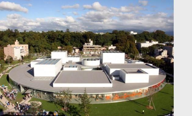 21st Century Museum of Contemporary Art   SANAA   Phaidon Atlas