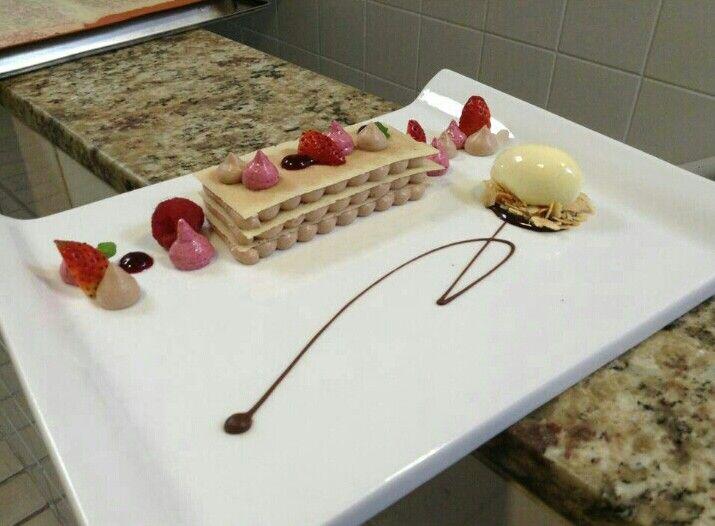 Tiramizu gourmet de chocolate bianco
