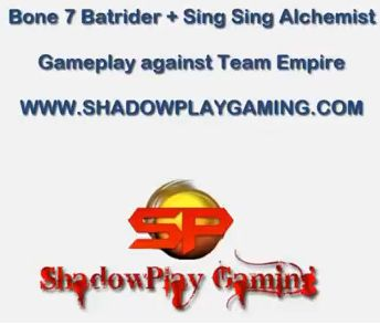 Amazing Bone 7 Batrider and Sing Sing Alchemist Game Play