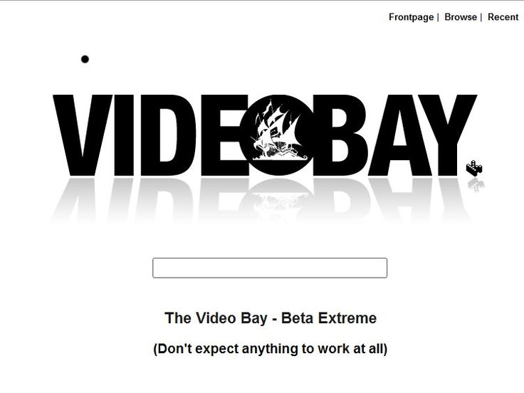 Pirate Bay's Video Bay takes on YouTube | The owners of Pirate Bay may be facing a year in jail for copyright infringement but the website is still trying to find ways to get premium content on the web for free. Buying advice from the leading technology site