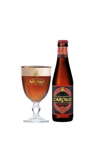 Gouden Carolus Ambrio Gouden Carolus Ambrio heeft in 2012 de bronzen medaille gewonnen tijdens de Brusselse Beer Challenge. Indien u een liefhebber van zowel donker als blond bier bent is dit een echte aanrader, Gouden Carolus Ambrio zit daar namelijk qua smaak tussenin. https://bierrijk.nl/gouden-carolus-ambrio