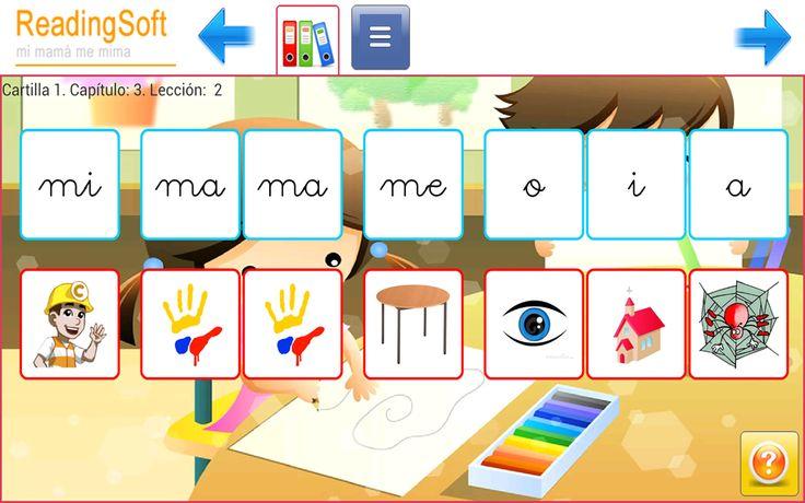 Aprender a Leer Curso Completo. Método Fotosilábico Español