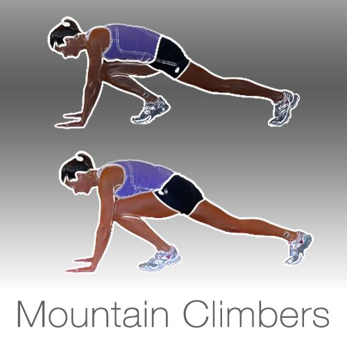 Pilates Chair Mountain Climber: 1000+ Images About Health & Fitness On Pinterest
