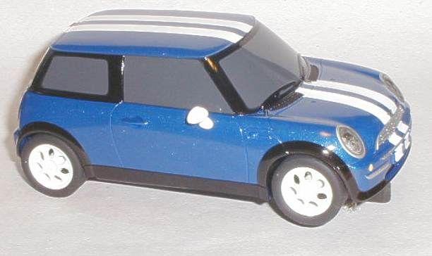 Scalextric car BMW Mini Cooper