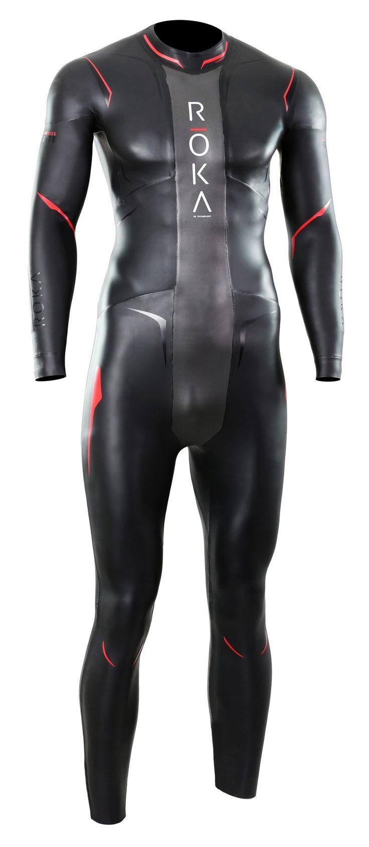 IRONMAN Store | Triathlon Gear and Triathlon Clothing IRONMAN ROKA Maverick Elite Full Wetsuit - Men's