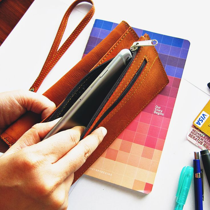 ASLAN WOMENS WALLET leather wallet handmade wallet genuine leather smartphone wallet by Astaboho on Etsy