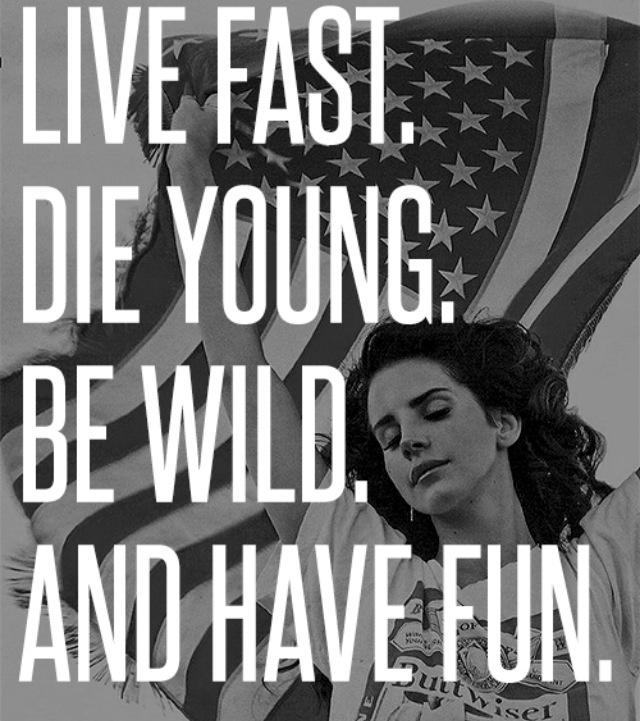 Lana Del Rey - Ride (monologue) | Lana Del Rey | Pinterest