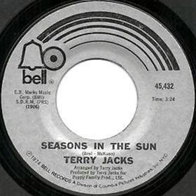 Seasons in the Sun - Terry Jacks (1974) We had joy we had fun we had seasons in the sun.