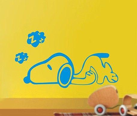 Aliexpress.com: Koupit Doprava Zdarma Cool pes Wall Sticker Kid obývací pokoj ložnice Decor výjev Art Vinyl domácí dekoraci obraz na…