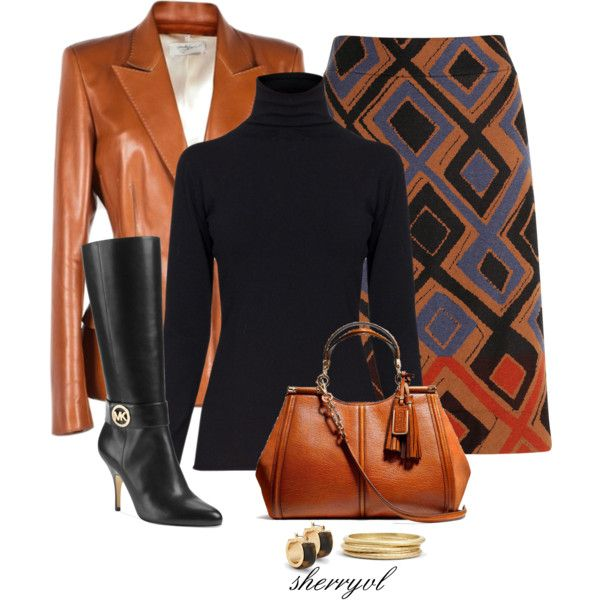 Turtleneck And Blazer Contest, created by sherryvl on Polyvore