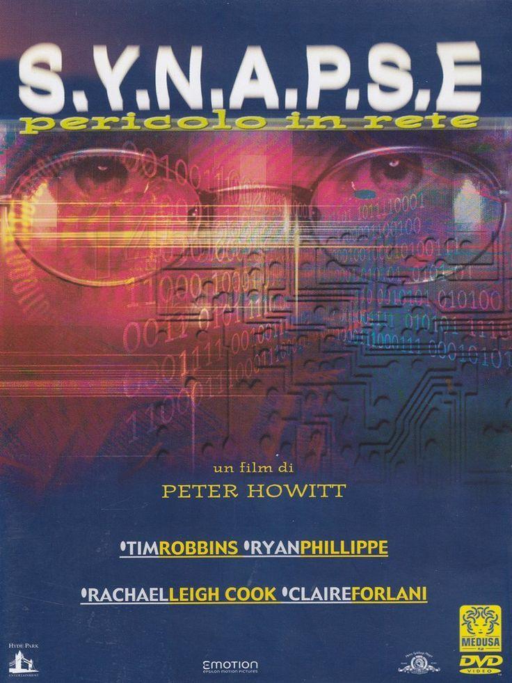 – Il sapere umano appartiene al mondo.  Citazione dal film ''S.Y.N.A.P.S.E. - Pericolo in rete'' di Milo