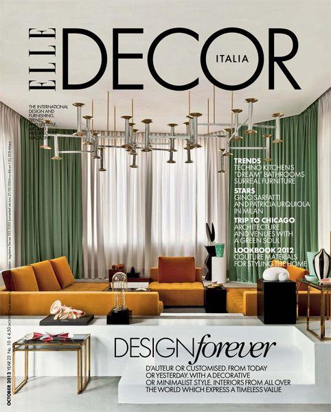 64 best elle decor images on pinterest elle decor decorating ideas and living room - Magazine elle decoration ...