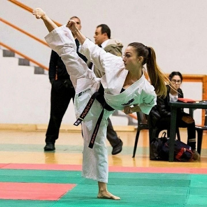 Might Not Be Aiki But You Know I Love Kata Martial Arts Girl
