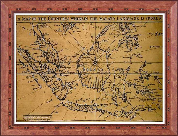 Popularitas Pulau Indonesia (Nusantara) Dalam Peradaban Dunia Kuno