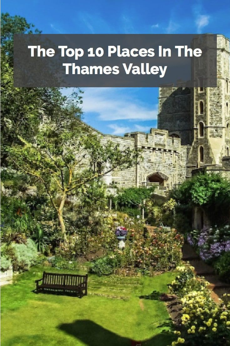 The River Thames valley,  is a rich, beautiful landscape filled with charming villages, incredible architecture, and friendly faces.