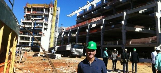 Marcos Arena Palestra - Building a New Stadium - (Foto: Reprodução)