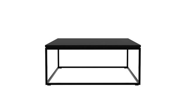 GlobeWest - Ethnicraft Thin Square Coffee Table