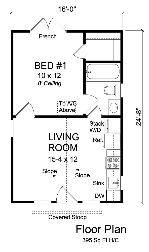 254 Best Tiny House Floorplans And/Or Layouts Images On Pinterest