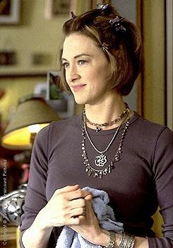Peggy Flemming - Joan Cusack in Runaway Bride
