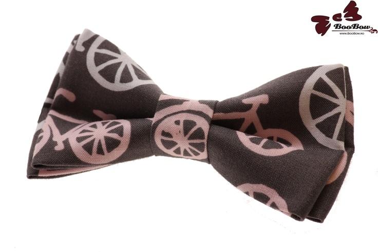 Pink Bike Bow