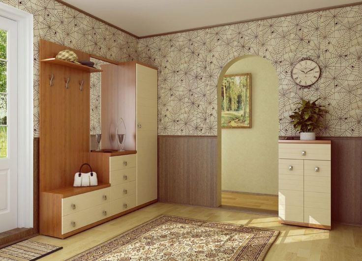 Прихожие в маленький коридор - 100 фото идей дизайна маленькой прихожей