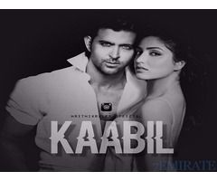 KAABIL Movie Tickets for Sale in Dubai